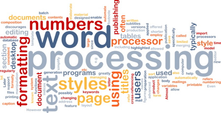 word-processing